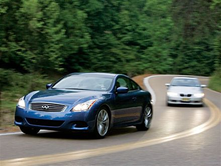 BMW Dealerships In Georgia >> Infiniti G37 V S Bmw 335i - Infiniti - [Infiniti Cars ...